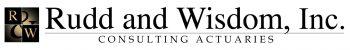 Rudd & Wisdom logo