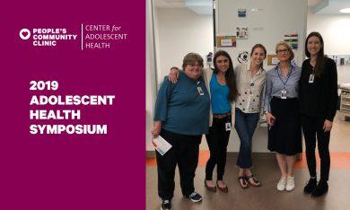 You are invited: 2019 Adolescent Health Symposium